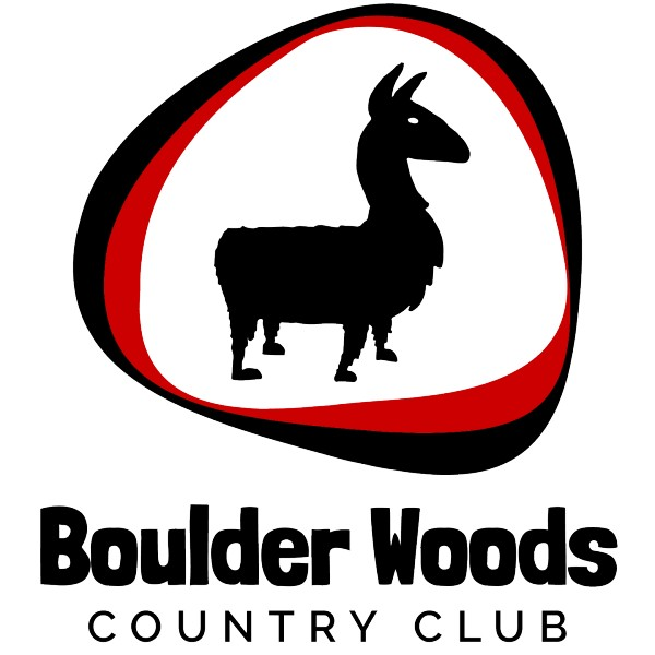 Boulder Woods Country Club logo