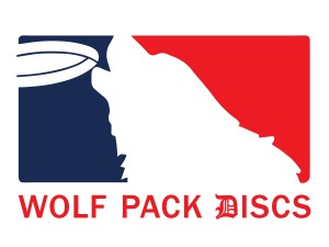 Wolf Pack Discs logo