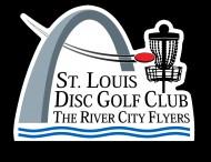 The St. Louis Disc Golf Club (RCF- Official) logo