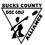 Bucks County Disc Golf Alliance logo