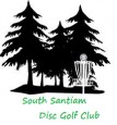 South Santiam Disc Golf Club logo