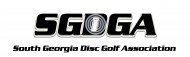 South Georgia Disc Golf Association logo