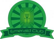 Emerald Disc Golf Club logo