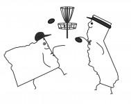 Downey Disc Club logo