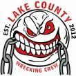 Lake County Wrecking Crew logo