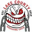 Lake County Wrecking Crew logo