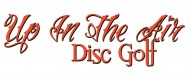 Up In The Air Disc Golf club logo