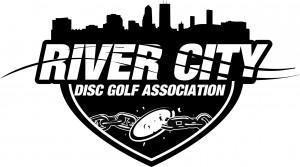 River City Disc Golf Association logo