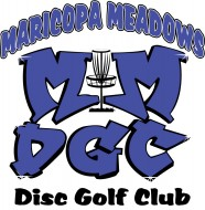 Maricopa Meadows Disc Golf Club logo