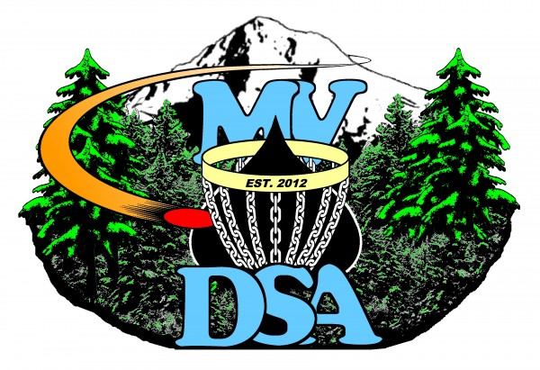 Mid Valley Disc Sports Association logo