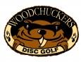 Woodchuckers Disc Golf logo