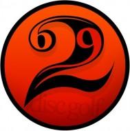 (269) Disc Golf logo