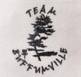 Buffumville Disc Golf Club logo