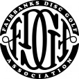 Fairbanks Disc Golf Association logo