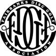 Fairbanks Disc Golf Association logo