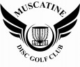 Muscatine Disc Golf Club logo