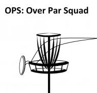 OPS: Over Par Squad logo