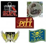 SEK Disc Golf Association logo