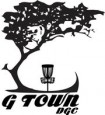 G Town Disc Golf Club logo