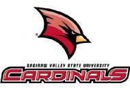 Saginaw Valley State University Disc Golf logo