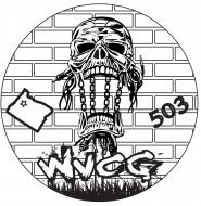 Chain Gang Disc Golf logo