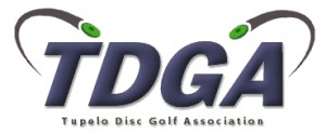 Tupelo Disc Golf Association logo