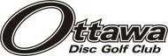 Ottawa Disc Golf Club logo