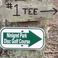 Ninigret Disc Golf Club logo