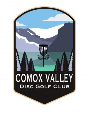 Comox Valley Disc Golf Club logo