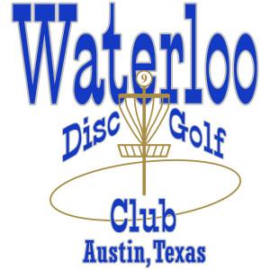 Waterloo Disc Golf Club (Austin, Texas) logo