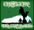 Disc Golf Junkies logo