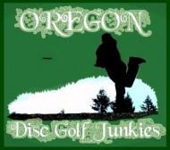 Disc Golf Junkies logo