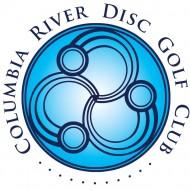 Columbia River Disc Golf Club logo