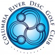 Columbia River Disc Golf Club logo