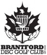 Brantford Disc Golf Club logo