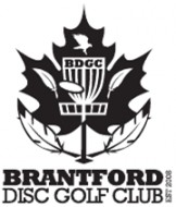 Brantford Disc Golf Club logo