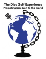 The Disc Golf Experience logo