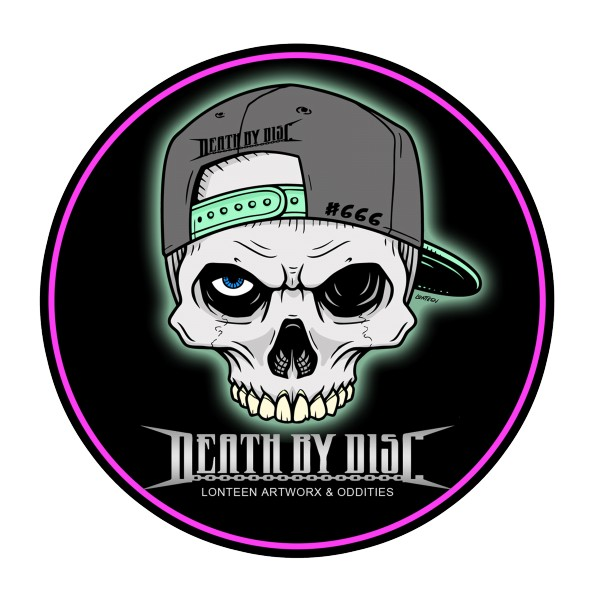 Death By Disc logo