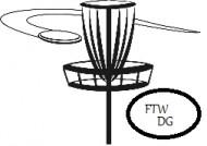 Fort Worth Disc Golf logo