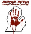 Murder Mitten DGC logo