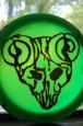 Tenacious D(isc) logo