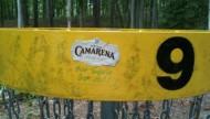 La Familia Camarena Disc Golf Association logo