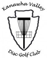 Kanawha Valley Disc Golf Club logo
