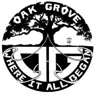 Oak Grove DGC logo