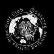 Monterey Stinging Jellies Disc Golf Club logo
