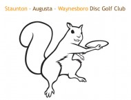 Staunton Disc Golf Club logo