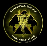 Chippewa Banks Disc Golf Club logo