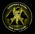 Chippewa Banks Disc Golf Club logo