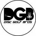 """DGB"" Disc Golf Bro's logo"