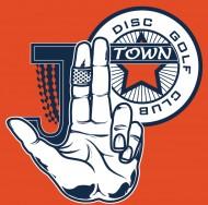 J-Town Disc Golf Club logo